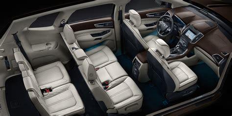 Ford Edge 2018 Detail Interior  Carstuneup Carstuneup