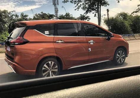 Nissan Livina 2019 by 2019 Nissan Grand Livina 实车现身测试 Automachi