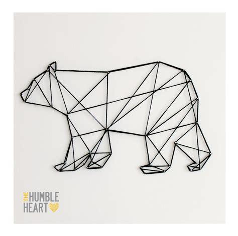 fractal geometric bear google suche bears dessin