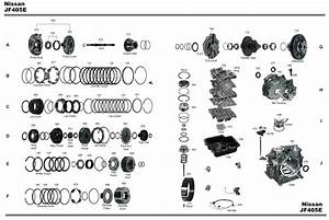 Transmission Repair Manuals Jf402 Spark Picanto  Matiz