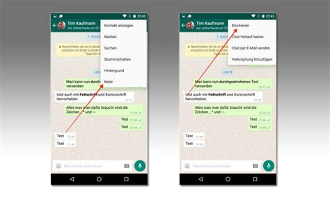 whatsapp kontakte sind bei anderen sichtbar