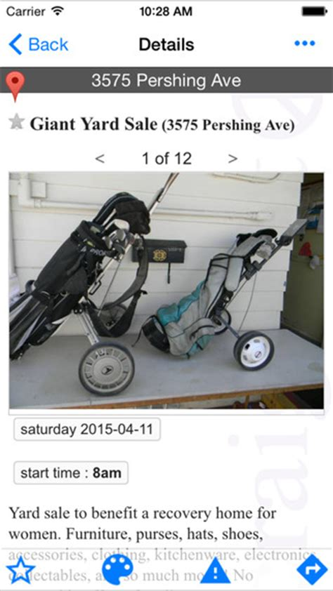 Yard Sale Finder App by Yard Sale Finder Apps For Bargains Top Mobile Trends
