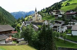 au, u00dfervillgraten, in, austria
