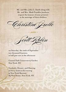 Unique wedding invitation wording wedding invitation for Spanish catholic wedding invitations