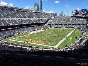 Section 319 At Soldier Field Chicago Bears