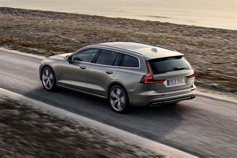 2019 Volvo V60 Is A Dapper Rendition Of The Station Wagon