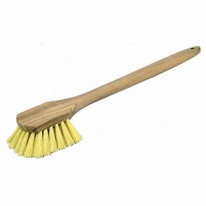 Brush Handle Brushes Plastic Acid Bristles Concrete
