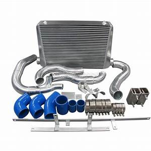 Cxracing Powerstroke Diesel 7 3l Intercooler Kit For 94 95 96 97 Ford F250 F350