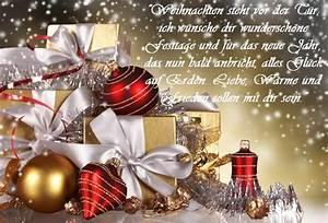 Weihnachtswünsche Ideen Lustig : frohe weihnachtsgr e 2018 nette sch ne kurze besinnliche ~ Haus.voiturepedia.club Haus und Dekorationen