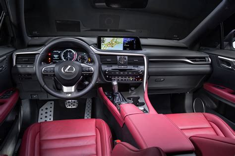 lexus jeep 2016 inside 2016 lexus rx first drive review motor trend