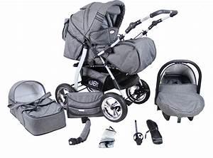 Kombi Kinderwagen 2 In 1 : vip 3in1 sofort lieferbar in vielen farben kinderwagen ~ Jslefanu.com Haus und Dekorationen