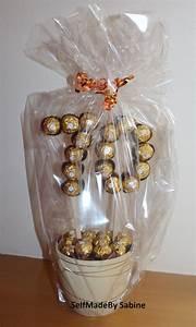 Süßigkeiten Baum Selber Machen : selfmadeby sabine ferrero rocher inside baum selber machen ~ Orissabook.com Haus und Dekorationen