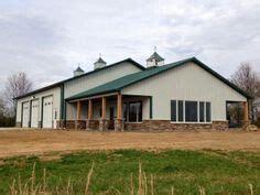 walkout basement  pole barn house plans