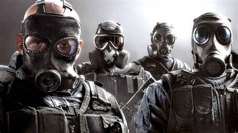 Tom Clancy's Rainbow Six Siege Recensione