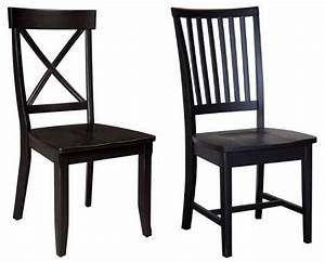 dining chairs black wood » Gallery dining