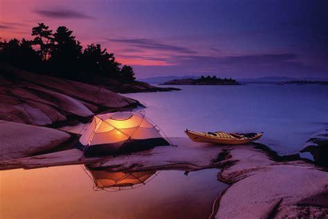 ontario campsites most lake superior parks center