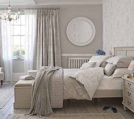 Bedroom Accessories by Josette Dove Grey Bed Linen Bedroom
