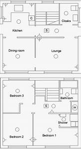 Wiring Diagram For A 3 Bedroom House