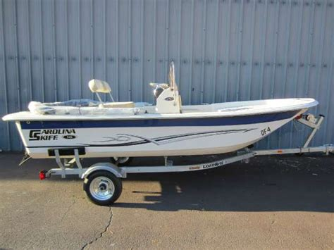 Carolina Skiff Boat Weight by Carolina Skiff 16 Jvx Boats For Sale Boats