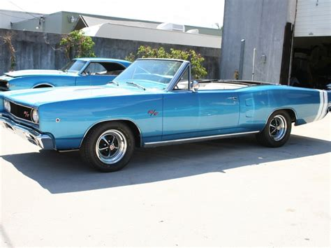 1968 Dodge Coronet R/T Convertible for sale