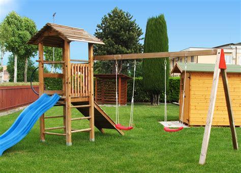 giochi in legno da giardino punto legno sandrigo legno certificato edilizia sostenibile