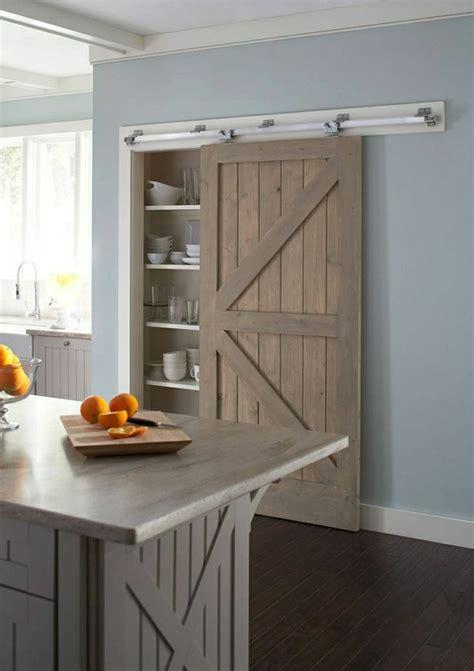 portes de placard cuisine la porte coulissante en 43 variantes magnifiques
