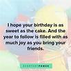 Happy Birthday Quotes to bring joy
