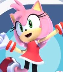 amy rose voice sonic  hedgehog franchise