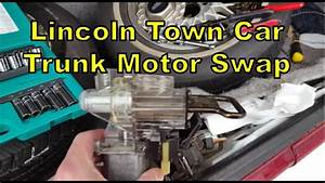 1997 Lincoln Town Car Engine Diagram