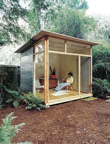Studio Shed In Addition To Utilizing Certified Lumber