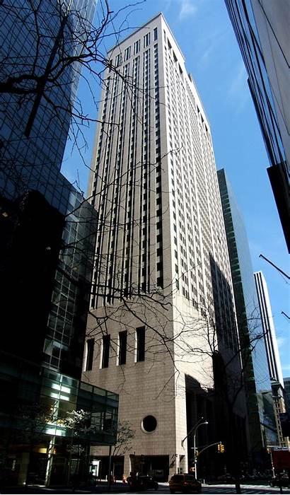 York Madison 550 Avenue Building Ny Skyscraper