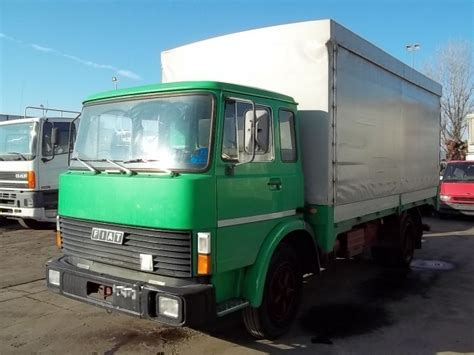 Iveco Fiat by Iveco Fiat 110nc 115 Curtainsider Truck From Italy For