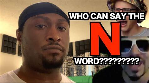 Sie fühlen sich zutiefst verletzt, weil sie das opfer rassistischer unterdrückung geworden sind. Who can say the n word? - YouTube