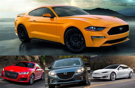 sporty cars  great gas mileage  news world