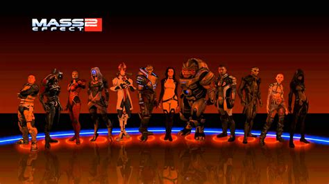 How Mass Effect 2 Failed The Trilogy The Red Rings Of