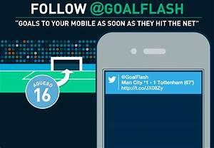 Follow @GoalFlash for instant goal updates - Goal.com