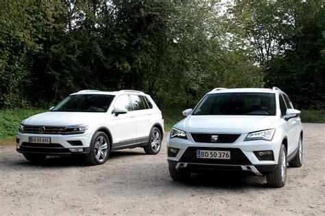 seat ateca vs tiguan opkomlingen mod originalen blog om biler