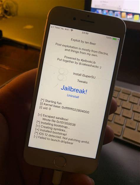jake releases rootlessjb 3 0 a rootless ssh based ios 12 jailbreak for developers