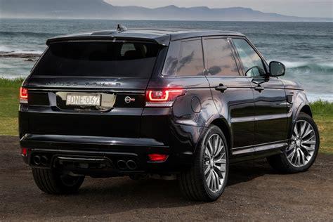 Range Rover Sport 2017 Review by 2017 Range Rover Sport V8sc Svr Review The Wheel