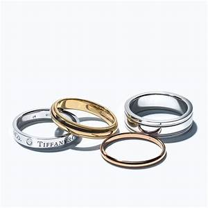 wedding rings wedding bands tiffany co With rings wedding band