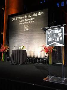 National Building Museum Vincent Scully Prize Gala - Urban ...