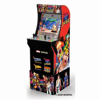 Arcade Fighter Street Vs 1up Machine Arcade1up