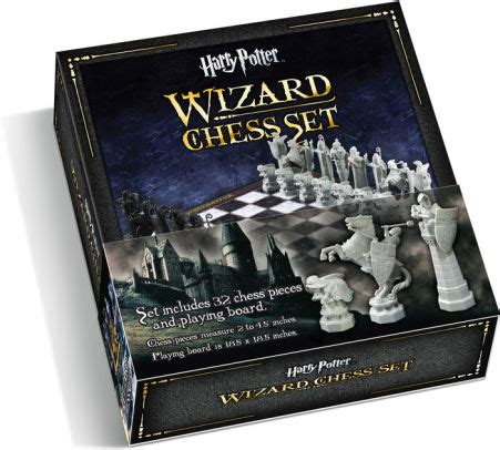 barnes and noble harry potter harry potter wizard s chess 849241002455 item barnes