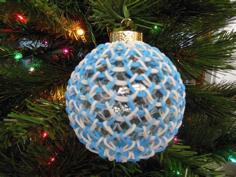rubber band ornament cover 183 an ornament 183 other on cut