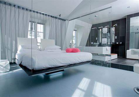 chambre hotel design kube hotel à