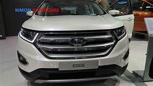 NEW 2020 Ford Edge - Exterior & Interior - YouTube