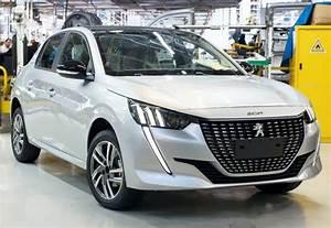 Primeros Detalles Del Nuevo Peugeot 208 Que Ya Se Produce