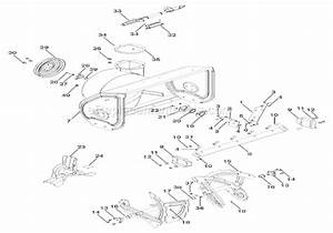Ariens 921022 Parts List And Diagram