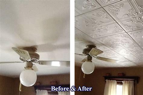 cover popcorn ceiling  ceiling tiles decorative