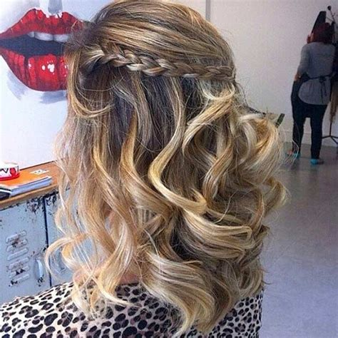 31 half up half prom hairstyles stayglam